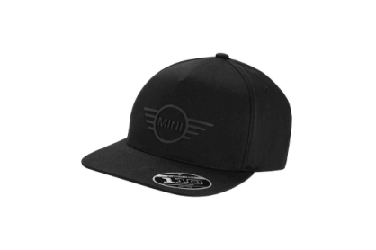 MINI Cap Wing Logo Flat Peak