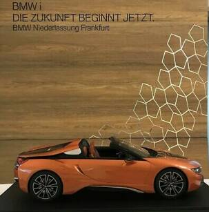 BMW i8 1:12 Roadster Limited